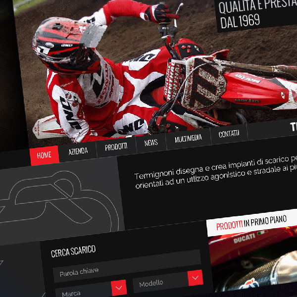 Termignoni Home Page